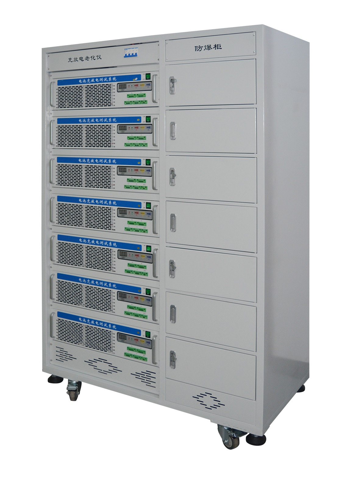 What are the performance advantages of constant temperature aging cabinet?