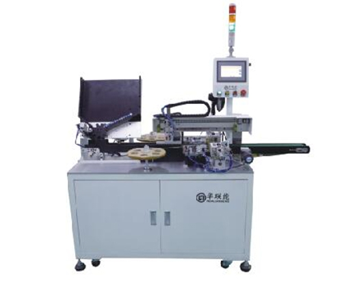 Mobile power automatic spot welder