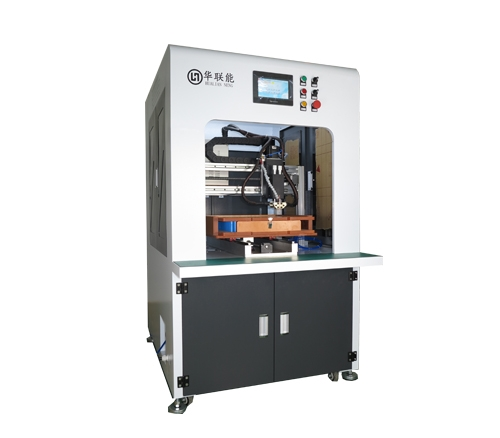 Single side automatic spot welder dc 5000A